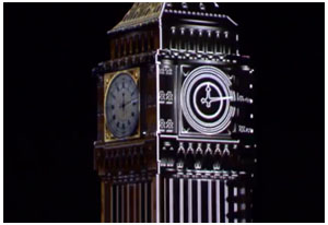 London Open Days and Big Ben Mapping