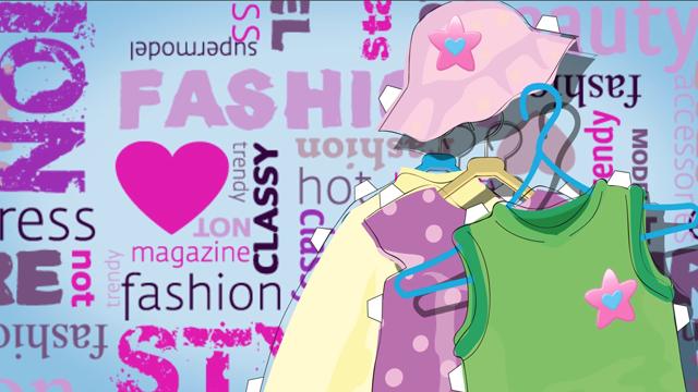 Sigla Pret a bebe speciale baby fashion