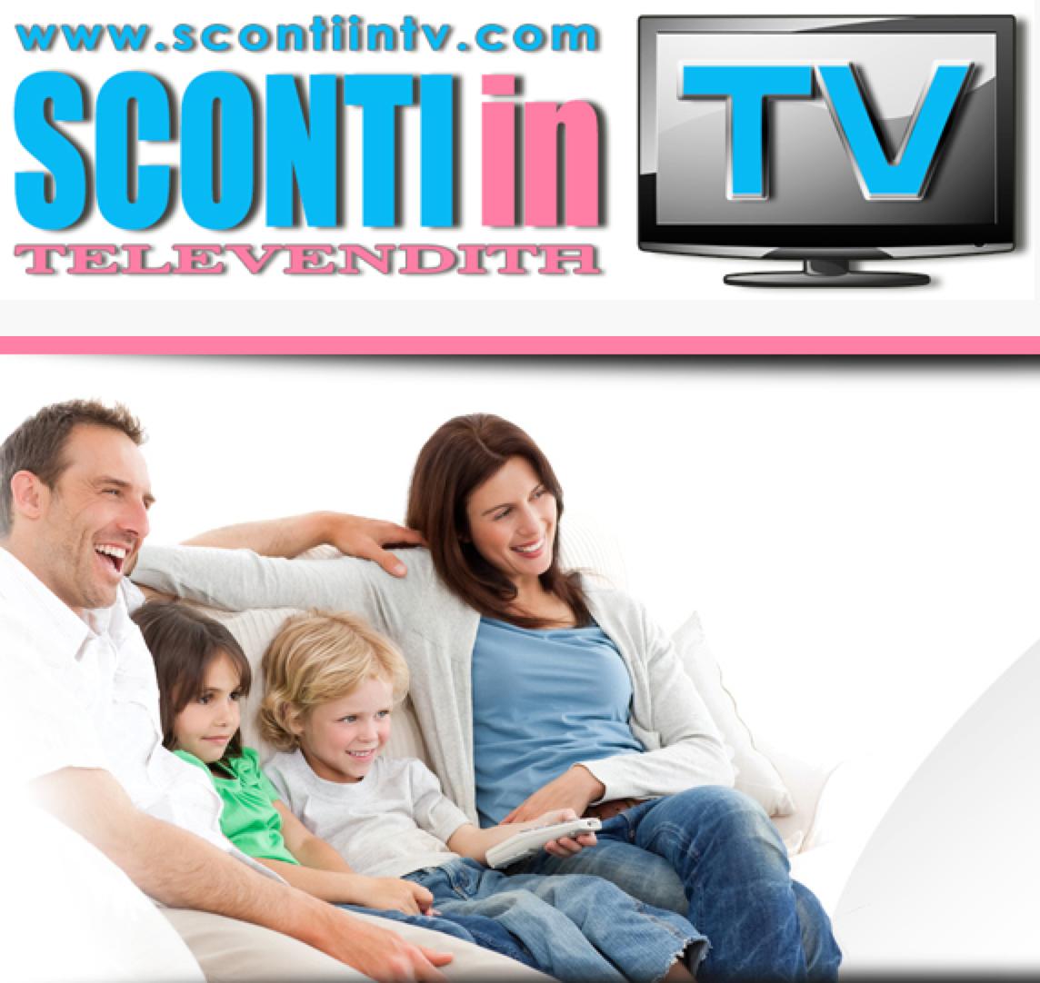 Sconti in Tv