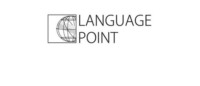 Logo animation Language Point