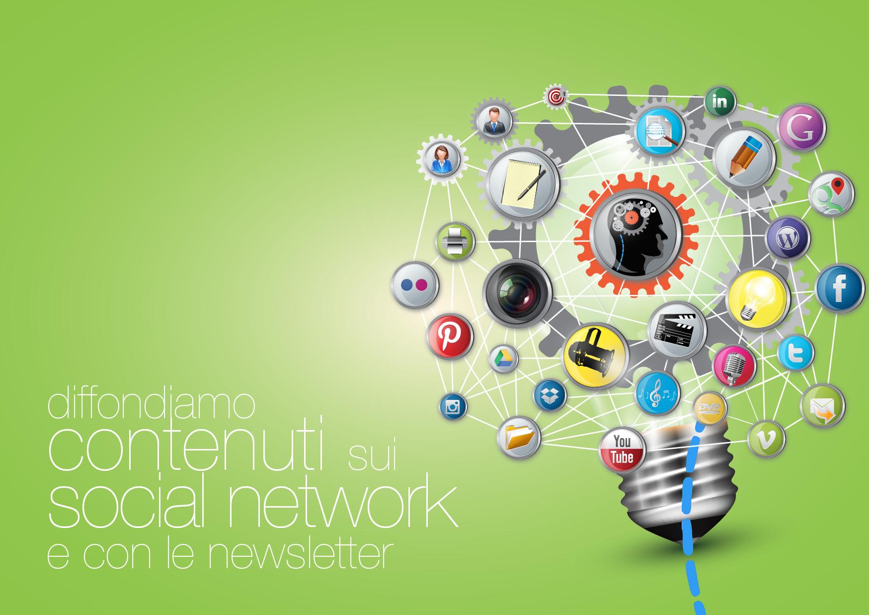 La rete completa di servizi