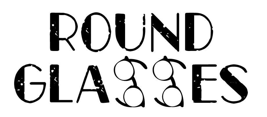 Round Glasses Logo