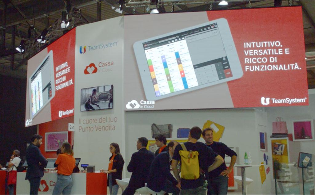 Video Team System Fiera Host
