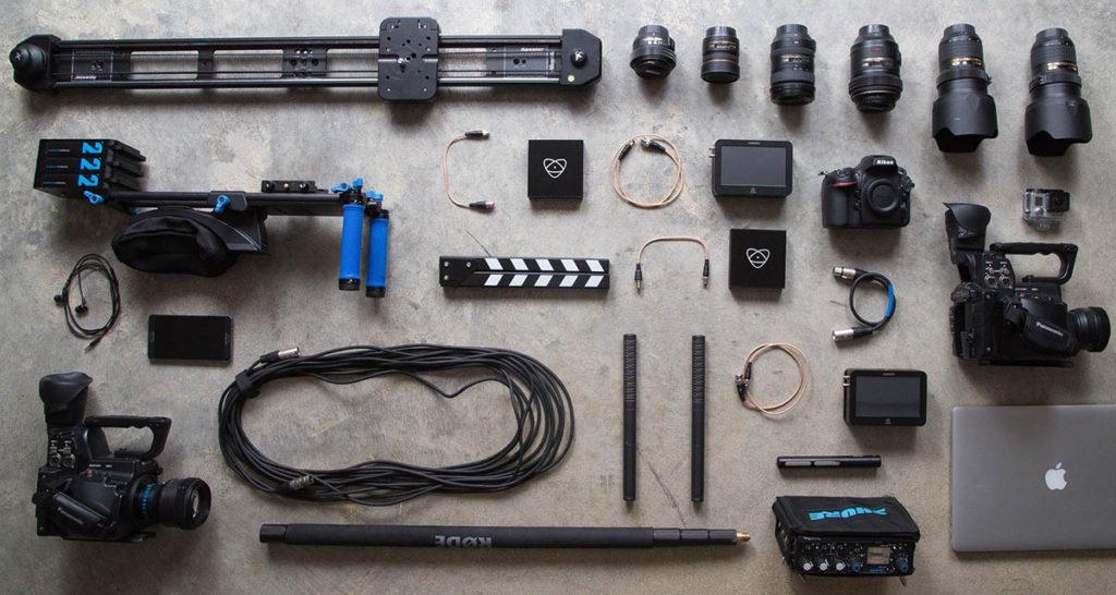 equipaggiamento video e audio